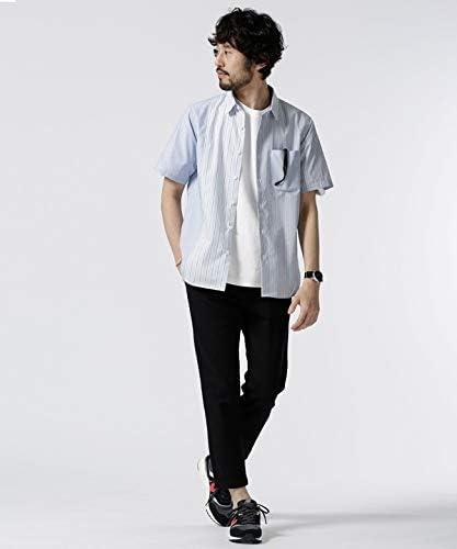クレイジーストライプシャツ S/S