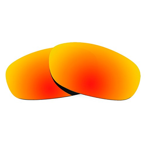 The de Mirrorshield Racing Fox para Lentes — Polarizados repuesto Heretic múltiples Fuego Opciones Rojo gXwdfa