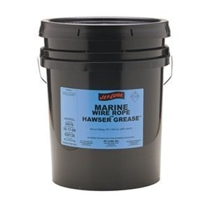 Lithium Grease, Cartridge, 15 Gal. by Jet-Lube