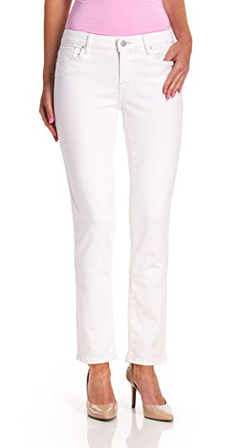 Calvin Klein Women's Skinny Jean, White, ()