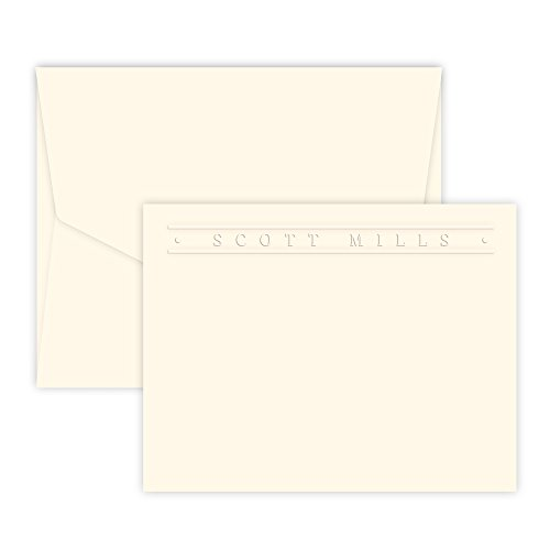 Personalized Banner Card (Ivory)