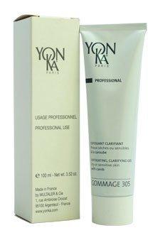 Yonka Gommage 305 Exfoliating Clarifying Gel For Unisex - 3.52oz by Yonka
