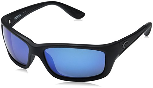 Costa Del Mar Jose Sunglasses, Blackout, Blue Mirror 580 Glass - 580 Del Costa Mar Jose