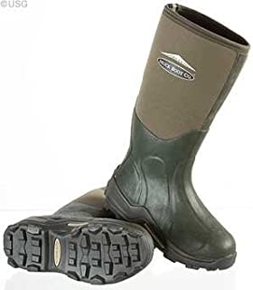 Muck Boots Daily Garden Shoe Unisex - Moss Green (4): Amazon.co.uk