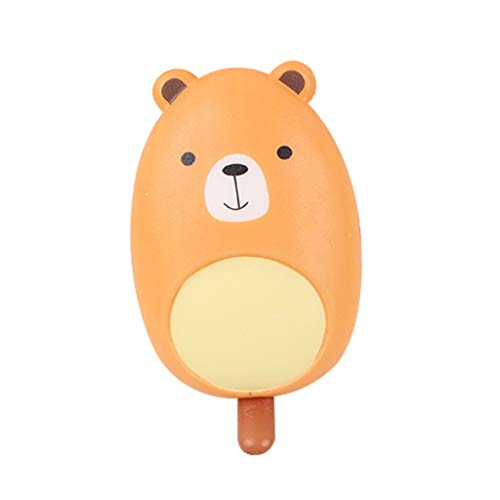 2019HoHo Anti Stress Anxiety Toys for Adults Kids Squeeze Squishy Stress Relief Toys Vent Toys Cute Ice-Lolly -