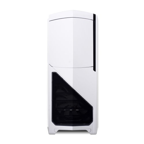 NZXT PHANTOM 630 Windowed Edition Full Tower Computer Case, White (CA-P630W-W1) (Ultra Full Tower Computer Case)