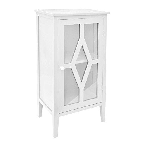 Benzara HRT-76382 Stylish Wood Cabinet
