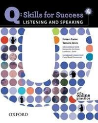 Listening and Speaking (Q: Skills for Success ) by Robert Freire (2011-05-03)