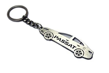 Llavero con anillo para Volkswagen Passat CC Acero Clave ...