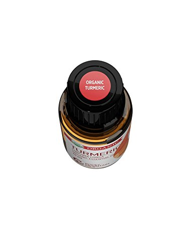 Rocky Mountain Oils - Organic Turmeric - 15 ml - 100% Pure and Natural Essential Oil