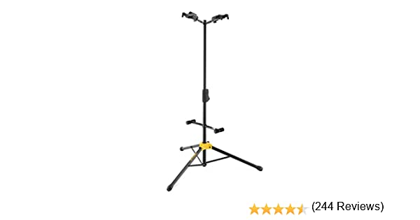 Hercules GS422B A/G DUO Guitar Stand (japan import): Amazon.es ...