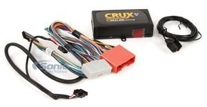 Crux Mazda Bluetooth Connectivity Kit (BEEMZ-30) Bluetooth Connectivity Kit for Select 2002-2014 Mazda Vehicles by Crux