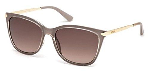 UPC 664689835669, GUESS Metal Arm Square Sunglasses