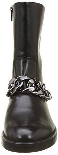 Schwarz 4 Bottines 0100 Classiques 1633 Högl 10 Femme Noir SqwTdn8x