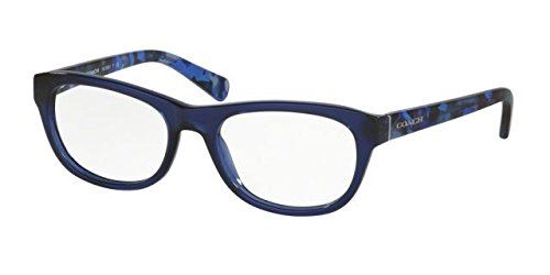COACH Women's 0HC6081 Navy One - Sunglasses Prescription Coach