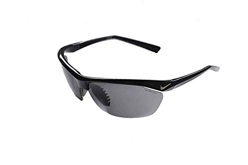 Nike Tailwind Black Sunglasses with Grey Lens