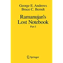 Ramanujan's Lost Notebook: Part I