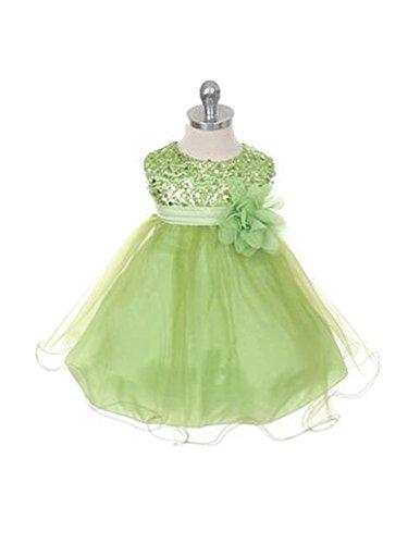 baby a line dress tutorial - 6