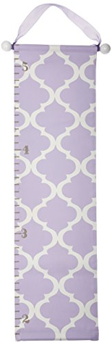 Renditions by Reesa Trellis Growth Chart, Lavender by Reesa