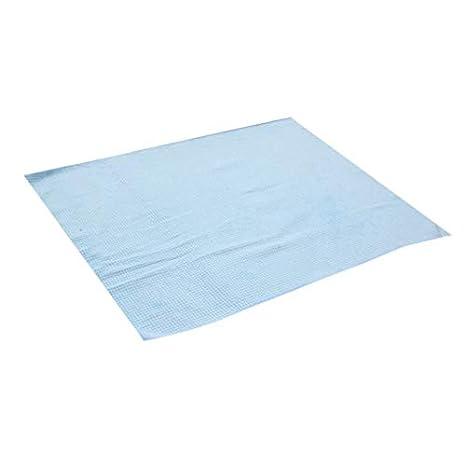 Lordpoll-ES Thick Toalla de Secado para Autos Tejido de gofres Azules Microfibra 40 x 45 cm Sin Pintura Rayada o Capa Transparente Peso liviano: Amazon.es: ...