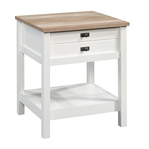 Cottage Bedroom Collection - Sauder 423392 Cottage Road Night Stand