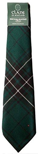 maclean-hunting-clan-plaid-necktie