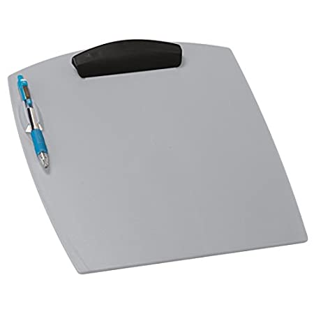Deluxe Clipboard (Set of 12) Color: Silver STOREX 41103U12C