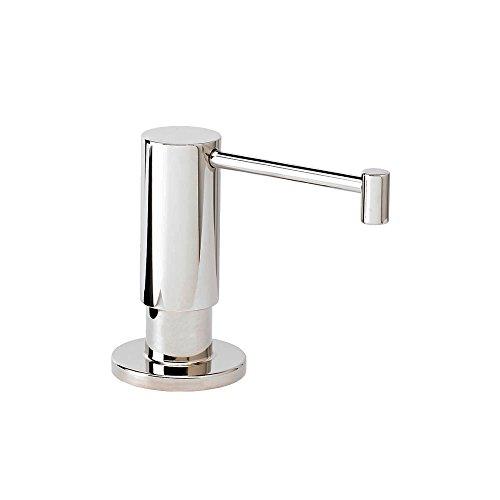 Waterstone 4065-SB Contemporary Soap Lotion Dispenser Satin Brass