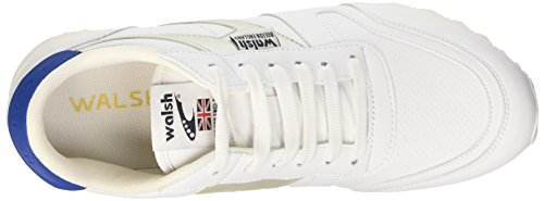 Walsh Vs-B, Zapatillas de Gimnasia Unisex Adulto Blanco