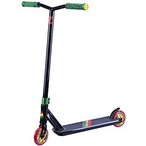 Fuzion Z250 Pro Scooters – Trick Scooter – Intermediate and Beginner Stunt Scooters for Kids 8 Years and Up, Teens and Adults – Durable, Smooth, Freestyle Kick Scooter for Boys and Girls