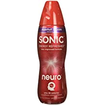 Neuro Sonic Drink, Super Fruit Infusion, 14.5 Ounce (Pack of 12)
