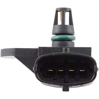 Bosch Automotive 0261230298 Original Equipment Boost Pressure Sensor: Automotive