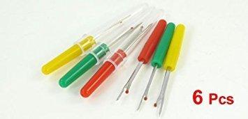Nabati cucito filo Unpicker, metallo, multicolore, pezzi