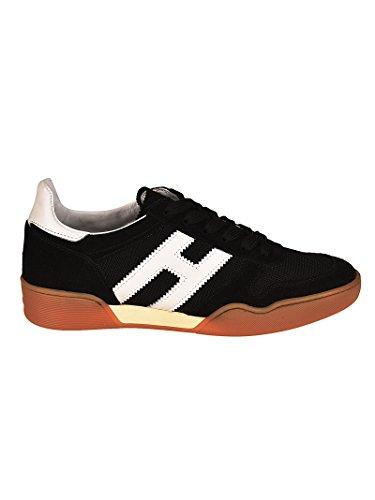 Hogan Sneaker H357 Bianche e Nere Nero HXM3570AC40IPJ
