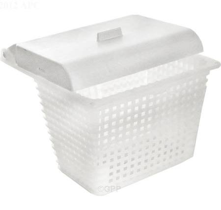 Jacuzzi 43-0785-00-R SV Series Pool Skimmer Basket with Weir - ()