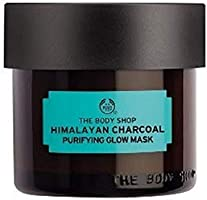 Himalayan charcoal purifying glow mask 75ml