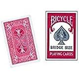 Bicycle Bridge Cards (Red)