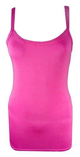 Generic - T-shirt - Femme Rouge Cerise M/L