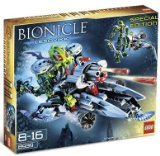 Lego Bionicle Lesovikk Special Edition Set (Bionicle Special Edition)
