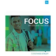 FOCUS on College Success, Loose-Leaf Version