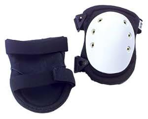 Alta Industries NomarTM rodilleras - rabos para invitar rodilleras negro sistema con cierre de velcro
