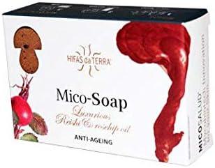 Hifas Da Terra - Hdt Mico-Soap Reishi-Rosa Mosqueta 150Gr. 0.15 150 g