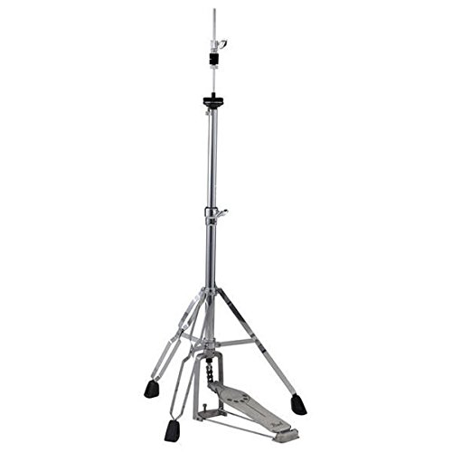 Pearl H830 Hi-Hat Stand, Demonator Style Long Footboard and Swivel Legs