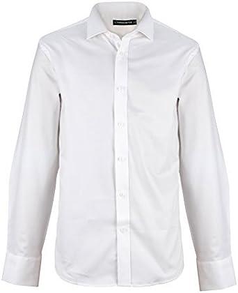 threadsmiths hidrofóbico antimanchas vestido camiseta blanco
