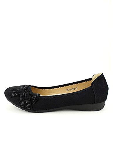 Cendriyon Ballerines Noires OMODA Chaussures Femme Noir lxsFyOr