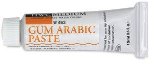- Holbein Watercolor Medium Gum Arabic Paste 15ml (0.5fl.oz.)