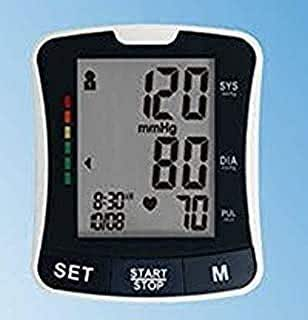 Eastshore Bp2208 Wrist Blood Pressure Monitor with English Talking Function 2x 60 Memories