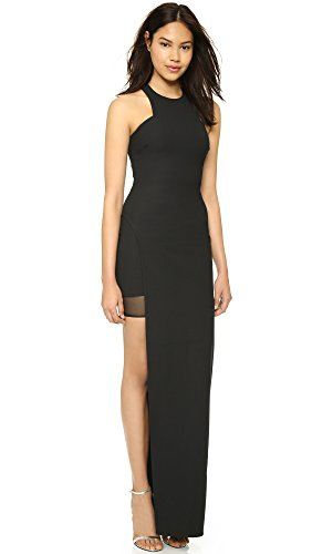 Elizabeth and James Women's Tegan Gown, Black, 8