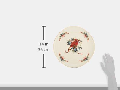 Lenox Winter Greetings Round Platter by Lenox (Image #6)