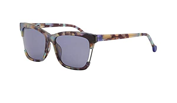 CH Carolina Herrera SHE752 SHE/752 05AH Rainbow Tortoise ...
